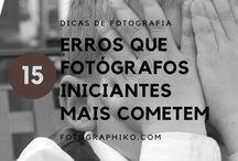 Dicas de fotografia
