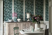 Green Inspiration / The original 'colour of nature', green is reassuring, soothing and elegant. Choose earthier tones such as 'Sage Green' or 'Invisible Green' to work within a muted scheme, or brighten up a room with a fresh green - 'Acorn', 'Kitchen Green' and 'Garden' are our most popular shades.