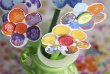 Kids crafts / by Rachel Baysinger