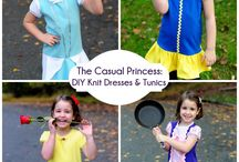 DIY Disney/Superheros Everyday Clothes / Awesome DIY Everyday and Costumes from Disney or other Super Heros