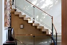 Stairs We Love / We love showing off our own stair railing designs as well as sharing others from around the net! / by Indital USA