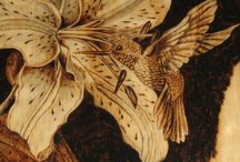 pyrography / by audrey skelton