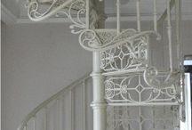 Лестницы и перила ГОРН Russian stairs and staircases Gorn / О лестницах и перилах