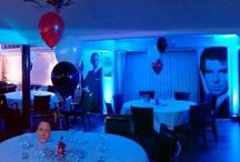 James Bond / Our James Bond Event theming for any event, Birthdays, Weddings, Corporate and Private
