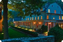 Inns and places to stay for a weekend getaway / by Charleen Maxwell