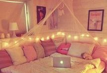 Girls' Night / These are some ideas for a sleepover with some friends ❤