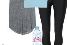 Outfits: Sporty