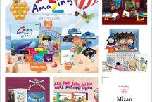Pelangi Mizan / Life Long Learning program pembelajaran untuk seluruh keluarga muslim melalui buku-buku berkualitas