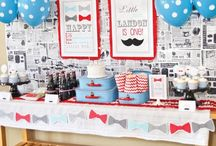 Oliver's first birthday / by hillary Leon