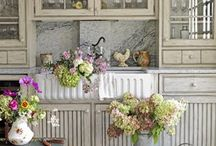 Kitchen ideas / by Valerie Hughes