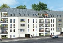 Investir en Pays de Loire et Bretagne / Découvrez les programmes immobiliers neuf en Pays de Loire