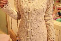 crocher e trico / by Mauricelia Guerra