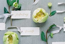Wedding | Place cards