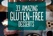 Gluten Free / Gluten free foods and desserts / by Cristina Smith