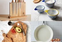 Kitchen Tools and Cookware / by California Olive Ranch - Extra Virgin Olive Oil