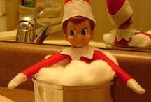 Elf on the shelf / Elf on the shelf / by Danielle Nichols