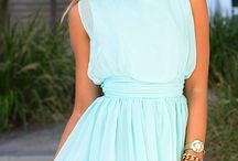 Summer styles / Fashion inspiration for summer