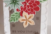 ICS Blog Hop Cards / These are all of the wonderful cards that are made by the team hopping monthly at ICS Inspire, Create, Share Blog Hop