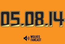 Wolves Fancast Live / Our first podcast of the 14/15 was live from Molineux.