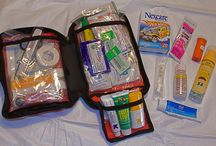 First Aid Kit For Hiking/Camping