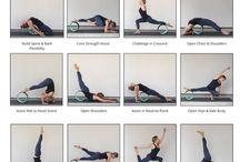 Dharma wheel yoga