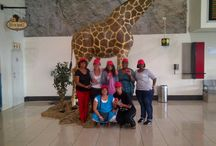 Kenya / A team of our travel experts spent a weekend in Nairobi to experience life as a business traveller to ensure their clients receive only the BEST!