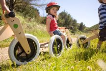 Toys we love / Fun, eco and functional toys