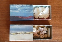 I LOVE matchbox dioramas.