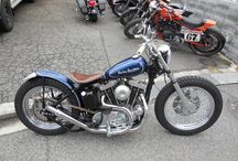 RIGID HARLEY by Momiagespeed Motorcycles