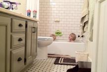 Boys bath