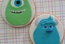 Mama's Custom Character Inspired Cookies