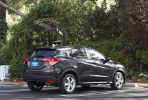 Honda HR-V Crossover / So much more than just one thing.