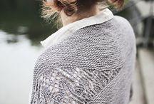 Knitting I like