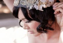Bride hair styes & Make Up