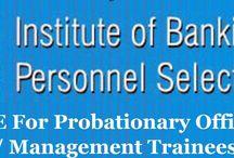 IBPS PO / Get Latest information regarding IBPS PO, Question paper, test series, Exam preparation, Exam Crack Tips updates.