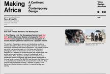 Press Missing Link / Making Afirca Vitra Design Museum