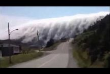 natural disasters,amazing footage