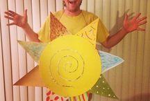 Sun costumes