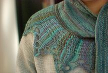 Knitting, Crochet, & Weaving Patterns & Inspiration for Handspun Yarn