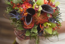 Wedding Flowers and Decor / Wedding bouquets, boutonnieres, decor