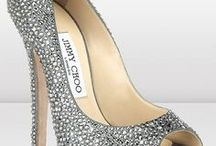 Wedding Shoe Love / Get inspired with some beautiful wedding shoe pics
