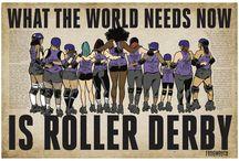 Roller derby jutut