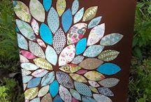 Fabric Art Ideas