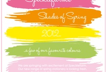Specklefarm's Spring Stationery