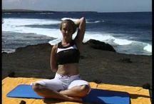 cvičení ,joga