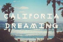 California dreaming / by Dominic Palmer