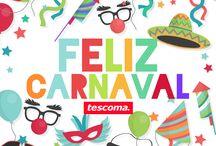 Carnaval Tescoma 2016 / Todos los productos perfectos para este Carnaval en Tescoma ¡Hasta un 30% de DESCUENTO!