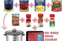Soups & Crockpot
