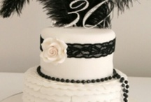 1920s style cakes