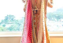 Indian Bridal Lengha.. !!